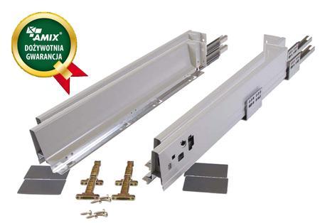 System do zabudowy szuflad TB10 System Box AMIX