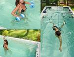 Basen z przeciwprądem Aquatrainer Swim SPA IX 14 HYDROPOOL - zdjęcie 4