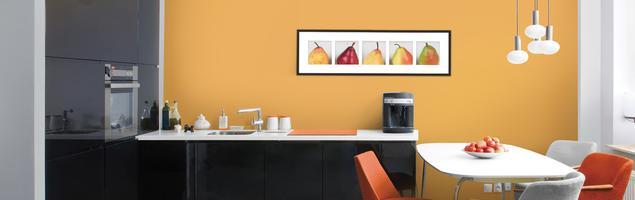 Farby do kuchni. Kolory ścian kuchni sekretem udanego posiłku