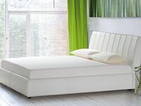 Tempur Etiuda. Nowoczesne białe łóżka do każdej aranżacji sypialni