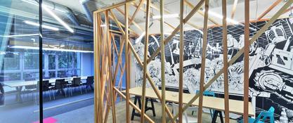 Biuro Arsthanea, projekt: PIKSTUDIO