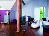 Nowoczesne meble do salonu. Modne kolory ścian