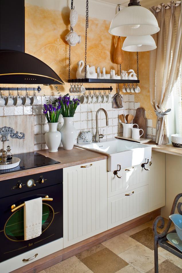 Zobacz galerię zdjęć Kuchnia w stylu retro Pomysł na   -> Kuchnia Retro Agd