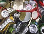 Segregacja odpadow kosze na smieci metal IKEA