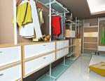 Garderoba w sypialni - aranżacje garderoby różnej wielkości