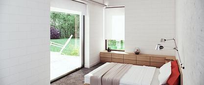 Sypialnia Major Architekci