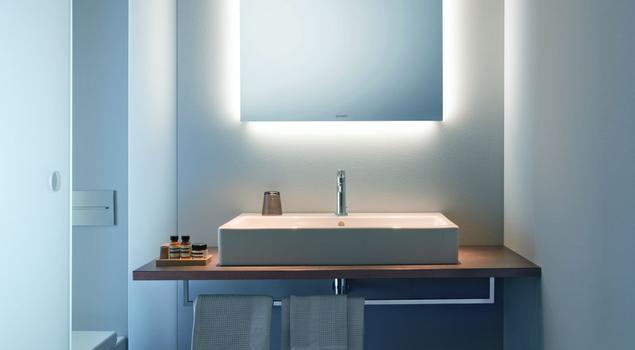 Oświetlenie łazienki Lustra Podświetlane Led