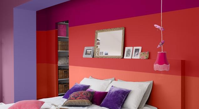 Modne kolory ścian. Akrylowe farby do wnętrz Colorissim od V33