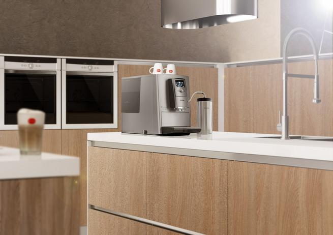 Ekspresy ciśnieniowe w aranżacjach kuchni. Czyli kilka słów o parzeniu kawy